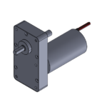 """A"" style gearbox with brushless DC motor"