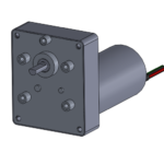 """CM-C"" style gearbox with brushless DC motor"