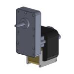 ASP-D gear motor