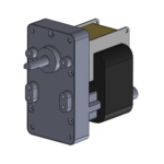 ASPCM gear motor