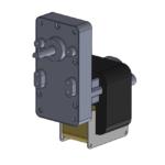 ASPCM-D gear motor
