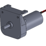 CD - style gearbox with brushless DC motor