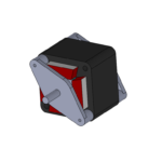 reversible AC motor - no gear box